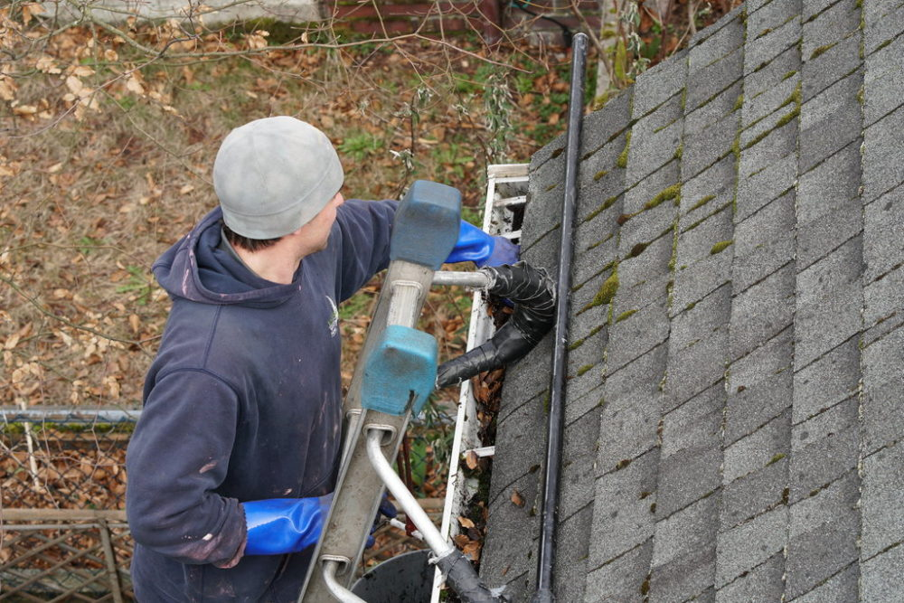 Gutter Cleaning Company | Evergreen Window Cleaning
