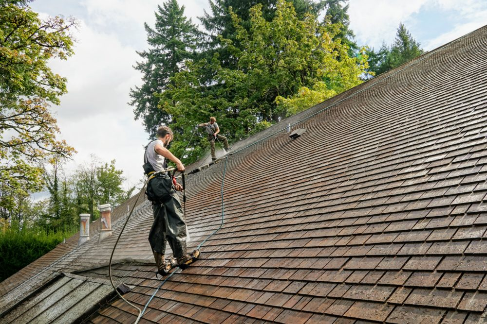 roof washers