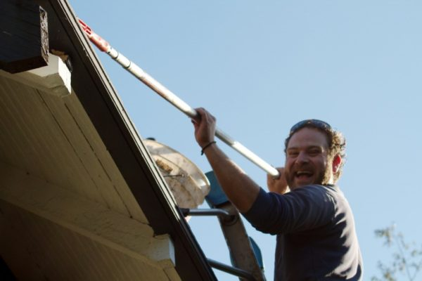when to clean gutters