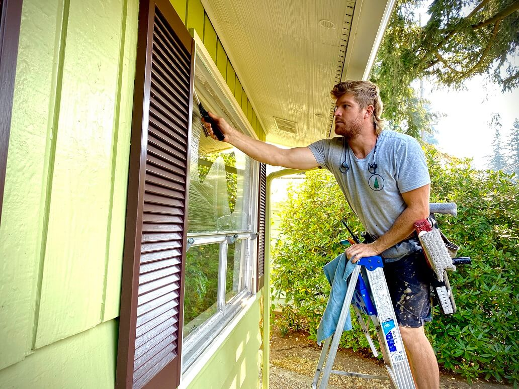 Exterior Home Washing services