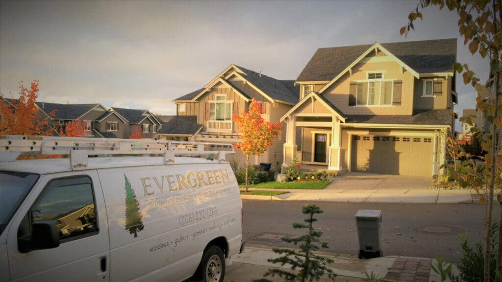 professional window cleaning solution Post-Falls