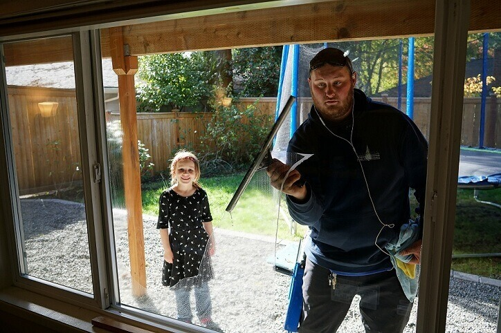 window cleaning services Sammamish